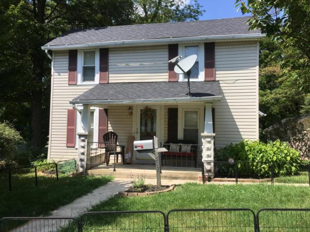 517 E Brown Avenue, Bellefontaine, OH 43311 (MLS #217030810) :: RE/MAX ONE