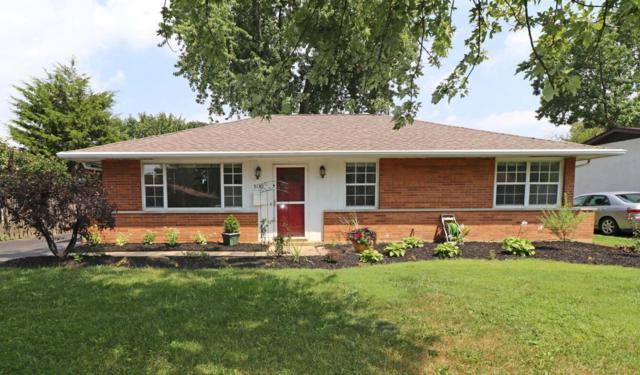 5130 Bigelow Drive, Hilliard, OH 43026 (MLS #217030826) :: Marsh Realty Group, LLC