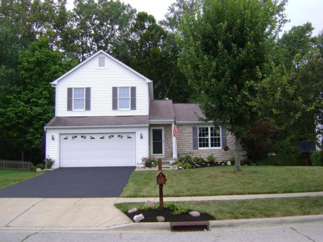 1365 Shelby Circle, Reynoldsburg, OH 43068 (MLS #217030859) :: Kim Kovacs and Partners