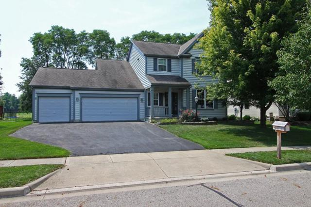 167 Fox Glen Drive W, Pickerington, OH 43147 (MLS #217030956) :: Kim Kovacs and Partners