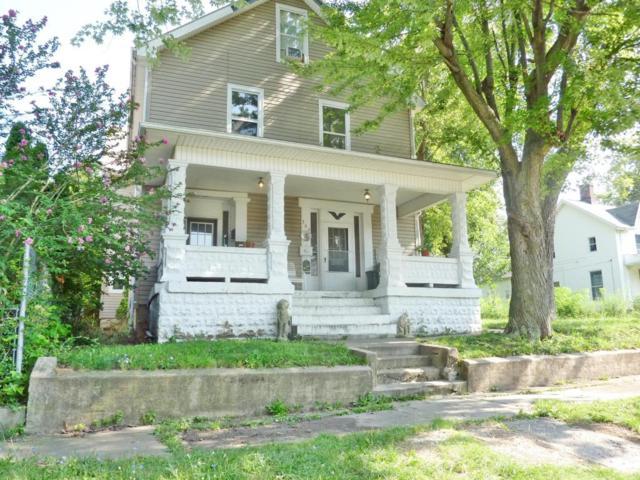 304 W Church Street, Urbana, OH 43078 (MLS #217030999) :: CARLETON REALTY