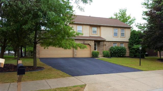 784 Middlebury Way, Powell, OH 43065 (MLS #217031014) :: Marsh Realty Group, LLC