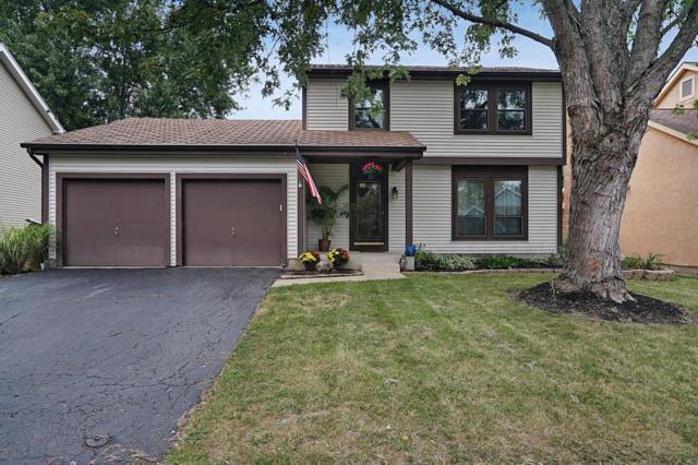 208 Benton Way, Columbus, OH 43230 (MLS #217031038) :: Marsh Realty Group, LLC