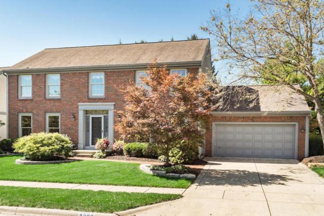 4589 Coolbrook Drive, Hilliard, OH 43026 (MLS #217031040) :: Marsh Realty Group, LLC