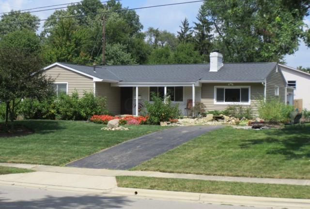 2292 Eastcleft Drive, Upper Arlington, OH 43221 (MLS #217032559) :: Berkshire Hathaway Home Services Crager Tobin Real Estate