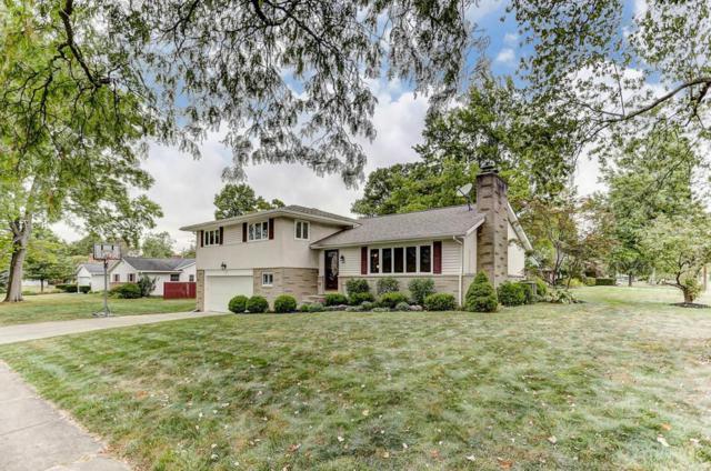 4105 Woodbridge Road, Upper Arlington, OH 43220 (MLS #217032703) :: Berkshire Hathaway Home Services Crager Tobin Real Estate