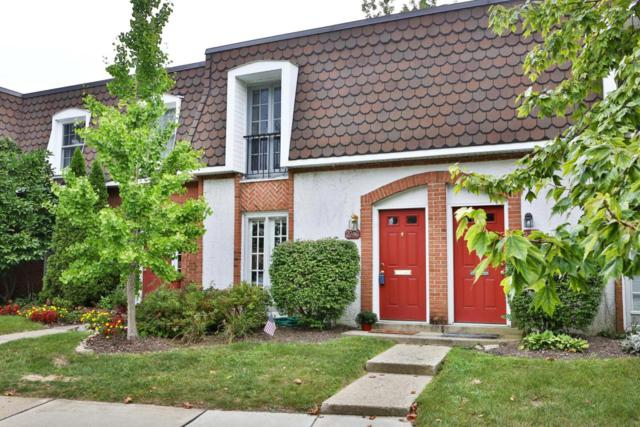 2746 Chateau Circle #55, Upper Arlington, OH 43221 (MLS #217032802) :: Berkshire Hathaway Home Services Crager Tobin Real Estate