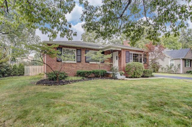 2553 Mount Holyoke Road, Upper Arlington, OH 43221 (MLS #217033010) :: Berkshire Hathaway Home Services Crager Tobin Real Estate