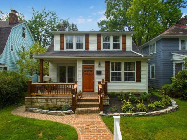 1345 Haines Avenue, Columbus, OH 43212 (MLS #217033142) :: Signature Real Estate