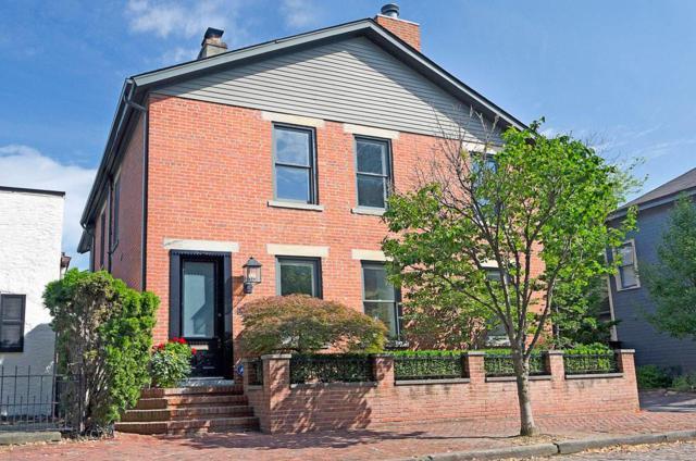 158 E Beck Street, Columbus, OH 43206 (MLS #217033392) :: Core Ohio Realty Advisors