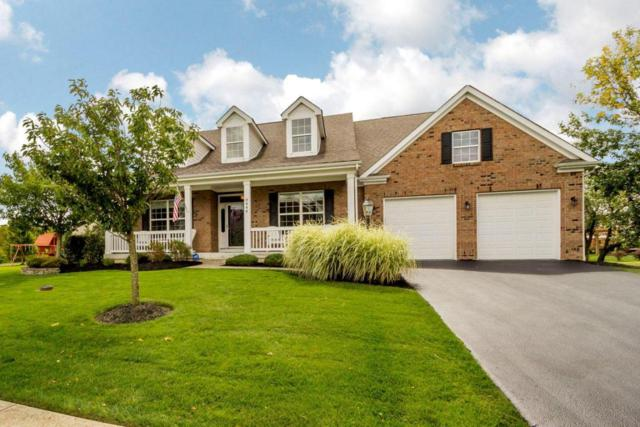 8444 Maple Leaf Court, Powell, OH 43065 (MLS #217033871) :: Core Ohio Realty Advisors