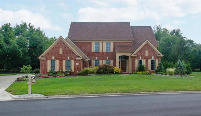 5766 Medallion Drive W, Westerville, OH 43082 (MLS #217034259) :: Core Ohio Realty Advisors