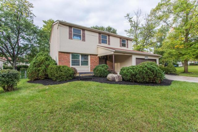 3192 Banting Street, Dublin, OH 43017 (MLS #217034291) :: Berkshire Hathaway Home Services Crager Tobin Real Estate