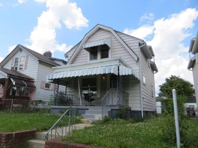 1022 Olmstead Avenue, Columbus, OH 43201 (MLS #217034330) :: Marsh Home Group