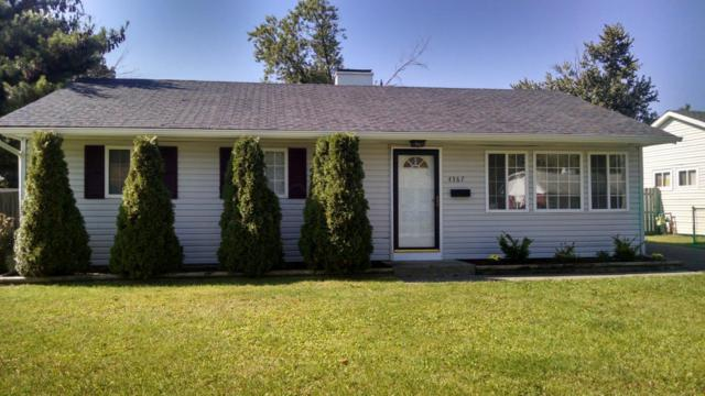 4367 Circle Drive, Hilliard, OH 43026 (MLS #217034365) :: Berkshire Hathaway Home Services Crager Tobin Real Estate