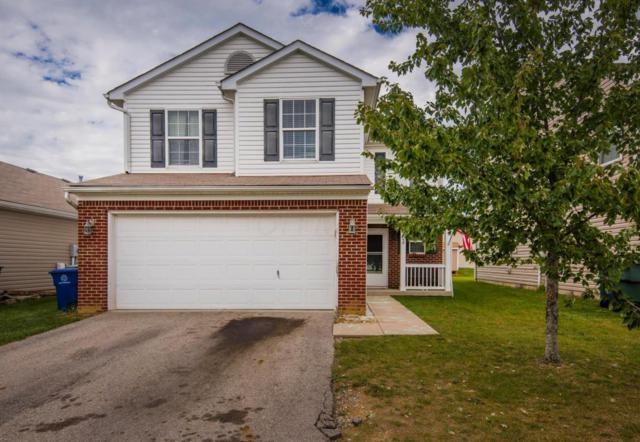 3908 Genteel Drive, Grove City, OH 43123 (MLS #217034444) :: Berkshire Hathaway Home Services Crager Tobin Real Estate