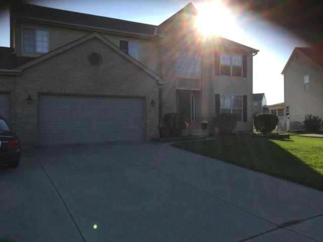 4684 Michael Place, Grove City, OH 43123 (MLS #217034485) :: Berkshire Hathaway Home Services Crager Tobin Real Estate