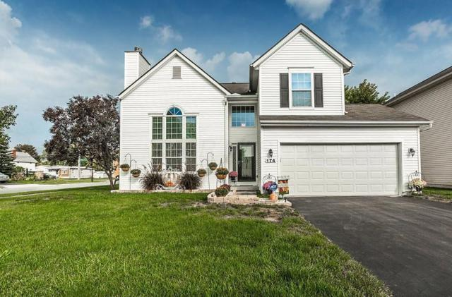 174 Hillbrook Drive, Galloway, OH 43119 (MLS #217034555) :: Berkshire Hathaway Home Services Crager Tobin Real Estate