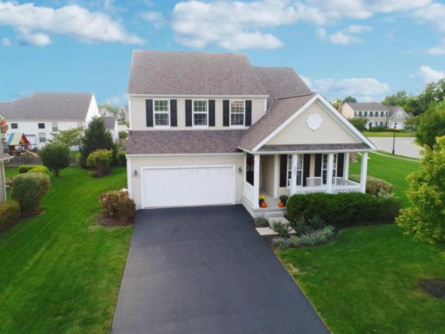 4973 Shoreside Drive, Grove City, OH 43123 (MLS #217034640) :: Berkshire Hathaway Home Services Crager Tobin Real Estate