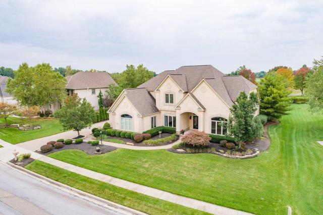 7930 Thornbush Drive, Westerville, OH 43082 (MLS #217034693) :: Berkshire Hathaway Home Services Crager Tobin Real Estate