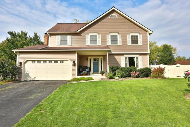 7525 Deer Crossing Court, Columbus, OH 43085 (MLS #217034718) :: Berkshire Hathaway Home Services Crager Tobin Real Estate