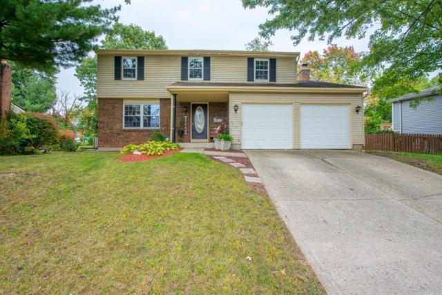 5300 Wagon Wheel Lane, Columbus, OH 43230 (MLS #217034761) :: Berkshire Hathaway Home Services Crager Tobin Real Estate