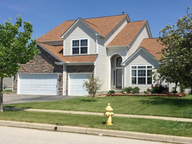 4012 Ponds Edge Street, Grove City, OH 43123 (MLS #217034763) :: Berkshire Hathaway Home Services Crager Tobin Real Estate