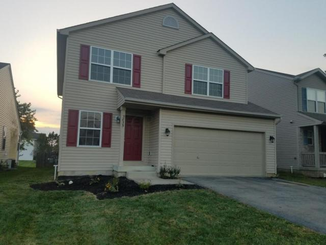 3835 Sugarbark Drive, Canal Winchester, OH 43110 (MLS #217034769) :: The Mike Laemmle Team Realty