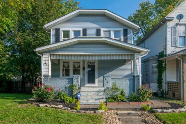 174 E Morrill Avenue, Columbus, OH 43207 (MLS #217034862) :: The Mike Laemmle Team Realty