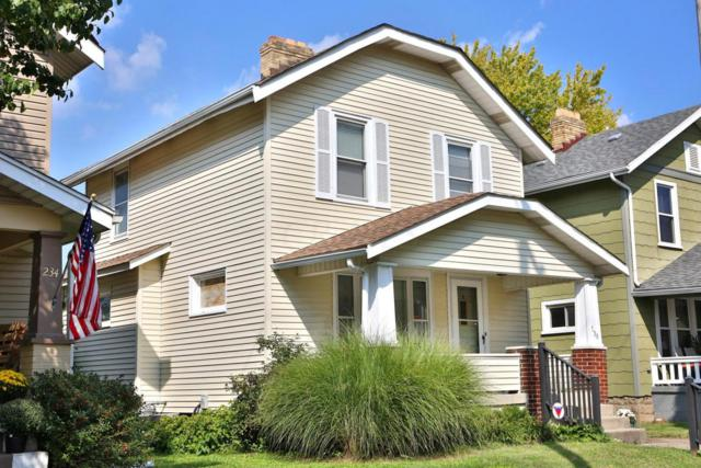 238 E Jenkins Avenue, Columbus, OH 43207 (MLS #217034934) :: The Mike Laemmle Team Realty