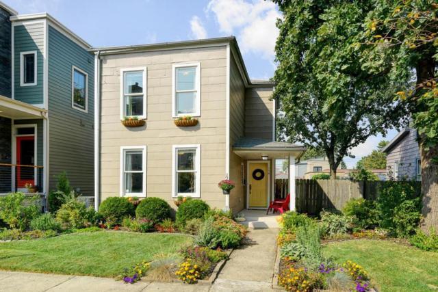 154 Detroit Avenue, Columbus, OH 43201 (MLS #217035131) :: Marsh Home Group