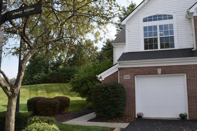 5845 Albany Grove, Westerville, OH 43081 (MLS #217035336) :: CARLETON REALTY