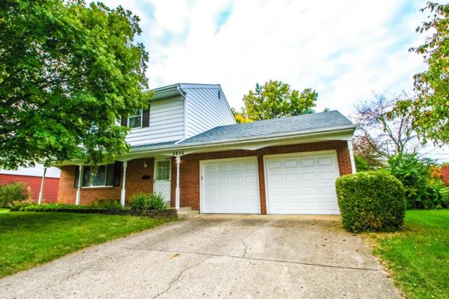 2856 Chesfield Drive, Columbus, OH 43204 (MLS #217035348) :: CARLETON REALTY