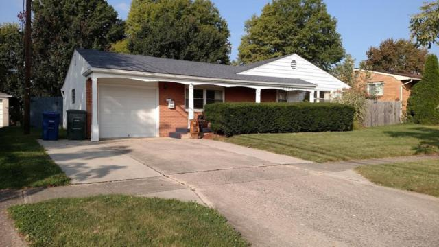1383 Harlow Road, Columbus, OH 43227 (MLS #217035392) :: CARLETON REALTY