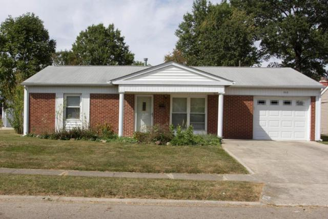 337 Canfield Drive, Gahanna, OH 43230 (MLS #217036637) :: The Clark Realty Group @ ERA Real Solutions Realty