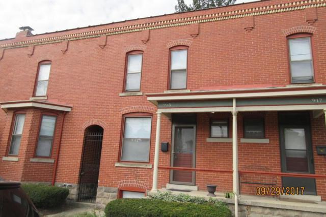 915 Dennison Avenue, Columbus, OH 43201 (MLS #217036760) :: Marsh Home Group