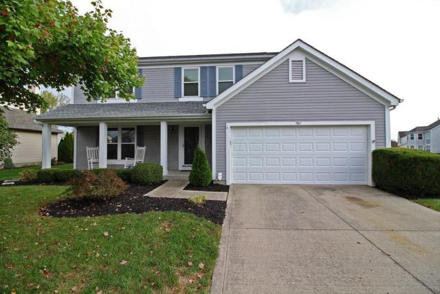 1901 Westwood Drive, Lewis Center, OH 43035 (MLS #217037343) :: Marsh Home Group