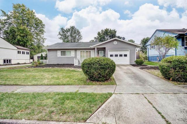 603 Fenchurch Way, Gahanna, OH 43230 (MLS #217037468) :: The Columbus Home Team