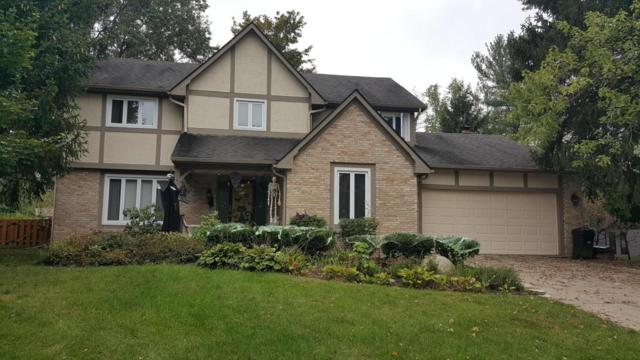 1029 Autumn Crest Court, Westerville, OH 43081 (MLS #217037497) :: CARLETON REALTY
