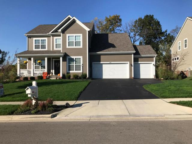 4663 Sanctuary Drive, Westerville, OH 43082 (MLS #217037551) :: Berkshire Hathaway Home Services Crager Tobin Real Estate
