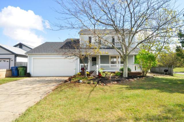 1401 Cinnamon Drive, Marysville, OH 43040 (MLS #217037572) :: Signature Real Estate