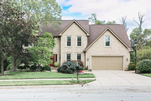 960 Valleyview Drive, Westerville, OH 43081 (MLS #217037782) :: CARLETON REALTY