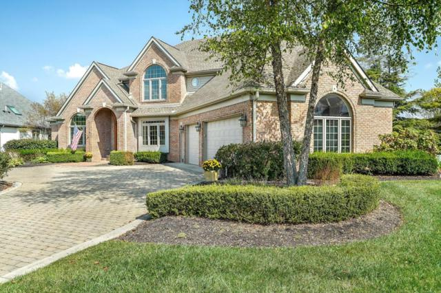 5892 Heritage Lakes Drive, Hilliard, OH 43026 (MLS #217037823) :: Marsh Home Group