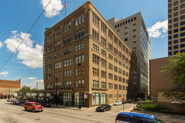110 N 3rd Street #209, Columbus, OH 43215 (MLS #217037890) :: The Mike Laemmle Team Realty