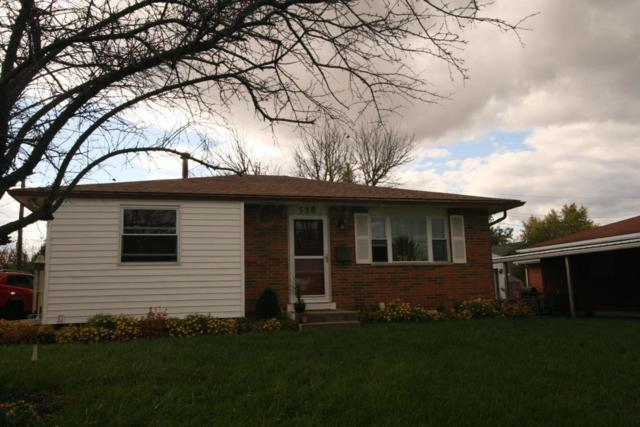 550 Brookdale Drive, West Jefferson, OH 43162 (MLS #217037940) :: Signature Real Estate