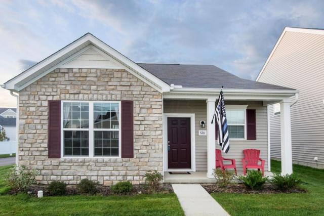 5761 Trail Creek Drive, Dublin, OH 43016 (MLS #217038006) :: The Clark Realty Group @ ERA Real Solutions Realty