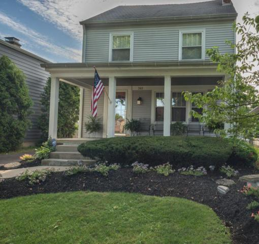 748 S Roosevelt Avenue, Bexley, OH 43209 (MLS #217038020) :: Berkshire Hathaway Home Services Crager Tobin Real Estate