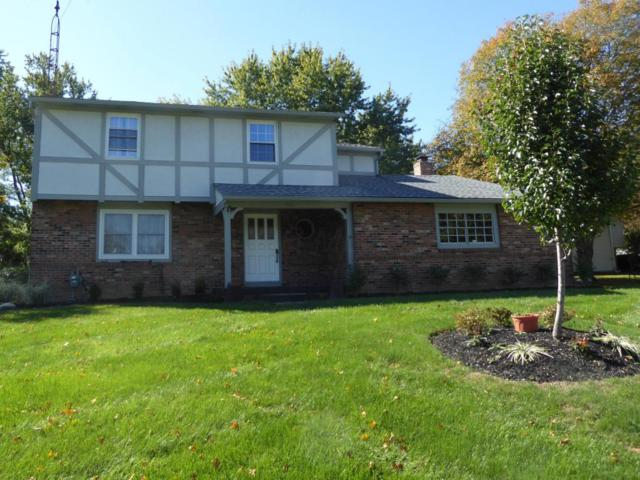 4433 Hansen Drive, Hilliard, OH 43026 (MLS #217038053) :: The Mike Laemmle Team Realty