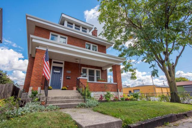 1368 S 4th Street, Columbus, OH 43207 (MLS #217038057) :: The Mike Laemmle Team Realty