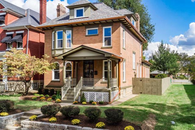 40 N Ohio Avenue, Columbus, OH 43203 (MLS #217038068) :: The Clark Realty Group @ ERA Real Solutions Realty